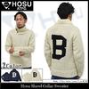 HOSU Shawl Collar Sweater 106-5513B画像