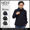 HOSU Heavy Weight Premium Wool P-Coat SPJKT0043画像
