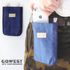 GOWEST BELT POUCH GWG0006MRT画像