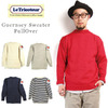 LE TRICOTEUR Guernsey Sweater Pullover画像