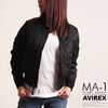 AVIREX LADIES MA-1 COMMERCIAL 6252038画像