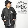 FLIP THE SCRIPT × EYEDY NYLON COACH JKT画像