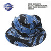 Buzz Rickson's BATTLE DRESS UNIFORM BLUE TIGER BOONIE HAT BR02310画像