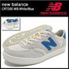 new balance CRT300 WB White/Blue画像