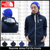 THE NORTH FACE Rearview Jersey Full Zip Hoodie NT11539画像