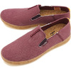 Cushe SNEAK SLIP BURGUNDY CORK UM01371画像