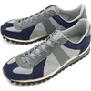 GERMAN TRAINER GRAY/NAVY 3183F画像