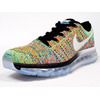 """NIKE FLYKNIT MAX """"LIMITED EDITION for RUNNING FLYKNIT"""" MULTI/BLK/CLEAR 620469-004画像"""