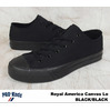 PRO-Keds Royal America Canvas Lo MK-350 BLACK画像