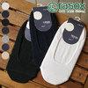 rasox メンズ・レディース ソックス ベーシック・カバー BA151CO01画像