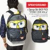 SPRAYGROUND × Sponge Bob BACKPACK -SPONGEBOB NINJA-画像
