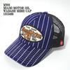 MWS MIAMI MOTOR OIL WABASH MESH CAP 1515400画像