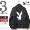 THE WYLER CLOTHING CO. PLAYBOY コーチジャケット WY1501-PBCJ画像