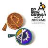 go slow caravan MOTIF COIN CASE 317326画像
