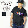"SAY! S/S TEE ""STRIPE""画像"