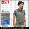 THE NORTH FACE Novelty Feel Fit S/S Polo NT21540画像