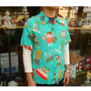 "SUN SURF KEONI OF HAWAII ""ハワイへ行こう!"" RYOHEI YANAGIHARA SS36988画像"