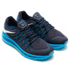 NIKE AIR MAX 2015 DARK OBSIDIAN/WHITE-BLUE LAGOON画像