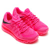 NIKE WMNS AIR MAX 2015 PINK FOIL/BLACK-PINK PAW 698903-600画像