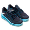 NIKE WMNS AIR MAX 2015 DARK OBSIDIAN/WHITE-TIDE POOL BLUE 698903-404画像