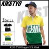 KIKS TYO Rugger S/S Shirt KT1504S-02画像