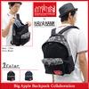 Manhattan Portage × HAV-A-HANK Big Apple Backpack MP1210HA画像