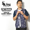 SWING ×PHYNAM SWITCH ALOHA SHIRTS画像