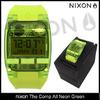 nixon The Comp All Neon Green NA4082044画像