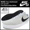 NIKE PAUL RODRIGUEZ CTD LR CVS Pure Platinum/Black/White SB 693212-010画像