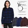 VIRGO Vintage check shirts VG-SH-143画像