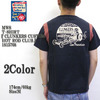 MWS T-SHIRT 「CLUNKERS CUSTOM HOT ROD CLUB」 1815708画像