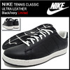 NIKE TENNIS CLASSIC ULTRA LEATHER Black/Ivory Limited 749644-001画像