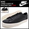NIKE TENNIS CLASSIC AC Black/Desert Sand Limited 377812-042画像