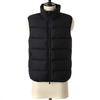 ASPESI DOWN VEST BLACK 1I58-7954-241画像