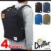 Drifter SQUARE BACK PACK DF0430画像