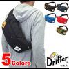 Drifter CLASSIC HIP SACK L DF0560画像