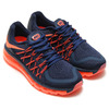 NIKE WMNS AIR MAX 2015 OBSIDIAN/HYPER ORANGE-BLACK 698903-408画像