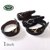 Tory Leather 1inch Mini Hook Buckle Belt画像