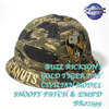 Buzz Rickson's GOLD TIGER HAT CIVILIAN MODEL SNOOPY PATCH & EMB'D BR02399画像