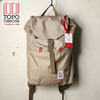 TOPO DESIGNS TRAIL PACK SAND画像