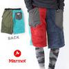 Marmot Origin Fleece Half Pant MJPF5063画像