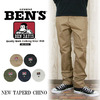 BEN DAVIS NEW TAPERD CHINO BDW-5533画像