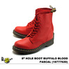 Dr.Martens WOMEN'S 8 EYELET BOOT PASCAL BUFFALO BLOOD 16777620画像