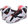 NIKE AIR JORDAN 7 RETRO GG wht/wht-blk-hot lava 442960-106画像