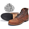 Wolverine 1000MILE BOOTS EVANS BROWN LEATHER MADE IN USA W40049画像