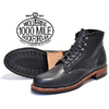 Wolverine 1000MILE BOOTS EVANS BLACK LEATHER MADE IN USA W40048画像