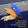 Button Works You Pay Spinner Sun House Special Order画像