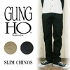 GUNG HO SLIM CHINOS 110353画像