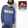 BEN DAVIS BEN'S C/N KNIT 5780302画像