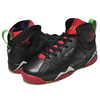 "NIKE AIR JORDAN 7 RETRO BG Marvin the Martian"" blk/u.red-grn pls-cl gry 304774-029画像"